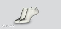 Boss AS Uni Socks 2-Pack 443-Wit (000)