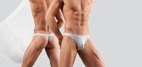 Hom Freddy G-String 202-Bordeaux (156)