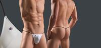 Joe snyder G-string - Marine (106) - One size (ONE)