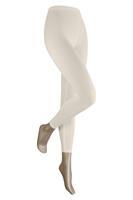Marianne Dames legging van katoen Off white