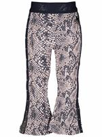 lechic Tregging - All Over Print - Polyester/viscose/elasthan