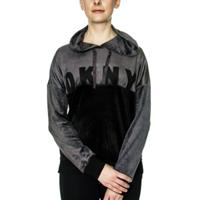 DKNY Modern Generation LS Top With Hood
