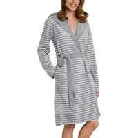 schiesser Essentials Light Terry Cloth Bathrobe