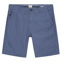 Dstrezzed Chino Short Mini Star Horizon Blauw
