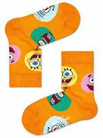 happysocks Sok - Oranje - Katoen/polyamide/elasthan