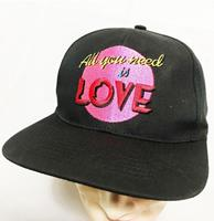 fiftiesstore All You Need Is Love Cap