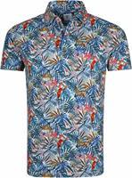 Poloshirt Multicolour Jungle Bladeren