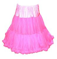 fiftiesstore Petticoat Soft Model 835 Hot Pink