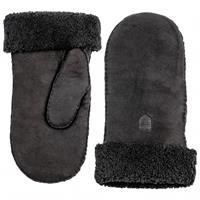 Hestra - Sheepskin Mitt - Handschoenen, zwart