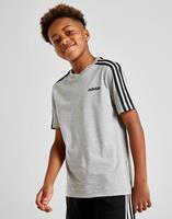 Adidas 3-Stripes T-Shirt Junior - Grijs - Kind
