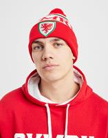Official Team Wales FA Bobble Hat - Rood - Heren