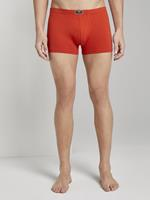 Tom Tailor Hip Broek in een pak van twee, Heren, red-medium-solid