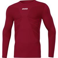 Jako Shirt comfort 2.0 6455-13 rood
