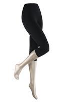 Sarlini katoenen capri legging -Black-L/XL