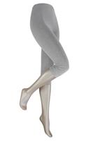 Sarlini katoenen capri legging -Light grey melange-L/XL