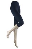 Sarlini katoenen capri legging -Marine-L/XL