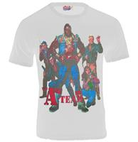 fiftiesstore The A-team Heren shirt