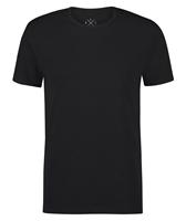 Kultivate T-shirt Ronde Hals Raf Zwart