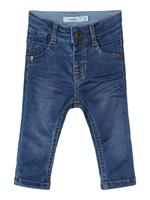 nameit NAME IT Power Stretch Slim Fit Jeans Heren Blauw