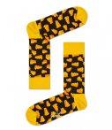 Happy Socks Sokken Cheese Socks Geel