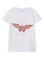 Name It Kids NKFWONDERWOMEN FILUCA SS TOP WAB