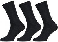 Apollo Katoenen sokken Antraciet