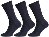 Apollo Katoenen sokken Dark jeans