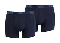 Puma 2-pack basis boxershorts  Navy-S
