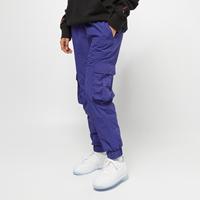 Urban Classics Ladies High Waist Crinkle Nylon Cargo Pants