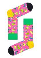 Happy Socks Bananas Pink