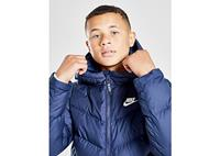 Nike Sportswear Padded Jacket Junior - Midnight Navy/Midnight Navy/Midnight Navy/White - Kind