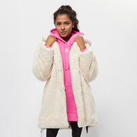 Urban Classics Ladies Hooded Teddy Coat