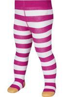 Playshoes maillot gestreept meisjes katoen roze