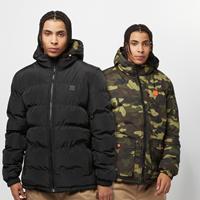 Urban Classics Reversible Hooded Puffer Jacket