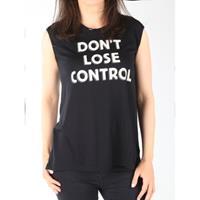 Lee Top  T-shirt Muscle Tank Black L42CPB01