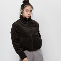 Urban Classics Corduroy Puffer Jacket