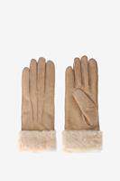 Sissy-Boy Beige leren handschoenen