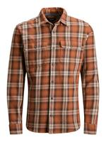 Jack and Jones Jprbludarren Overshirt L/s Cpo Ltn
