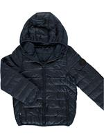 cars Winterjas  - Donkerblauw - Polyester