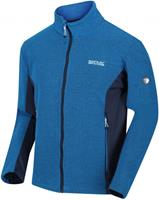 Regatta herenvest Highton polyester blauw