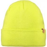 Barts Muts unisex willes beanie fluo yellow