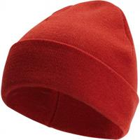 Woolpower Muts beanie classic autumn red