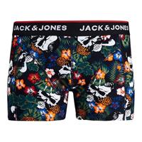jack&jones Jacfunny skulls trunks black