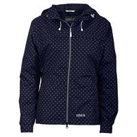 pro-xelements Pro-X Elements outdoorjas Lucie dames polyester blauw maat 42