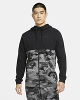 Nike Dri-fit men's full-zip camo tr cu6048-010