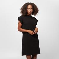Urban Classics Ladies Naps Terry Extended Shoulder Dress