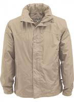 Pro-X Elements regenjas heren polyester beige mt XXL