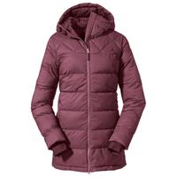Schöffel - Women's Insulated Parka Boston - Jas, rood/purper/roze