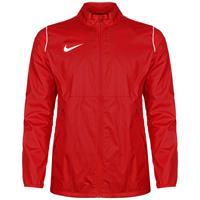 Nike Regenjas Repel Park 20 - Rood/Wit