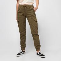 Urban Classics High Waist Cargo Jogging Pants